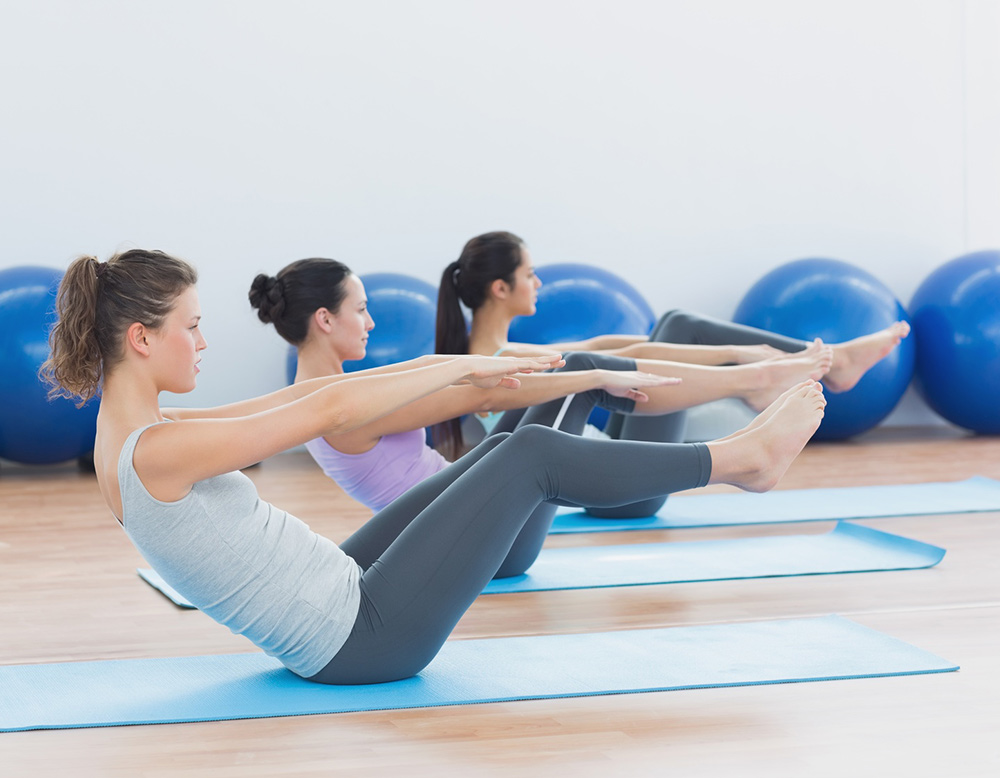 Pilates - Studio Blue